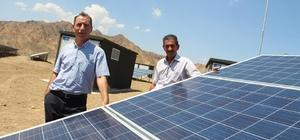1 milyon dolarlık Güneş Enerji sistemi kurdular