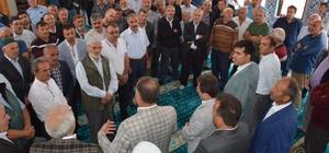 Reşadiye'de Cami ve Kültür merkezi açılışı yapıldı