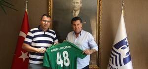 Muğlaspor yönetiminden Başkan Kocadon'a ziyaret