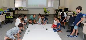 "ATSO'dan çocuklara ""Robotik Kodlama"" eğitimi"