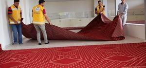 Haliliye'de misafirhaneler kullanıma hazır hale getiriliyor