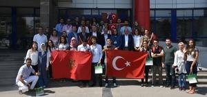 Fas'lı öğrenciler Düzce'de