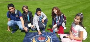 TED Şanlıurfa öğrencileri İngiltere yaz okulunu tamamladı