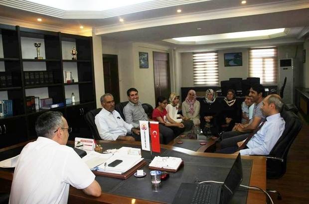 Dicle'de 62 öğrenci üniversiteye, 452 öğrenci ise Anadolu liselerine yerleşti