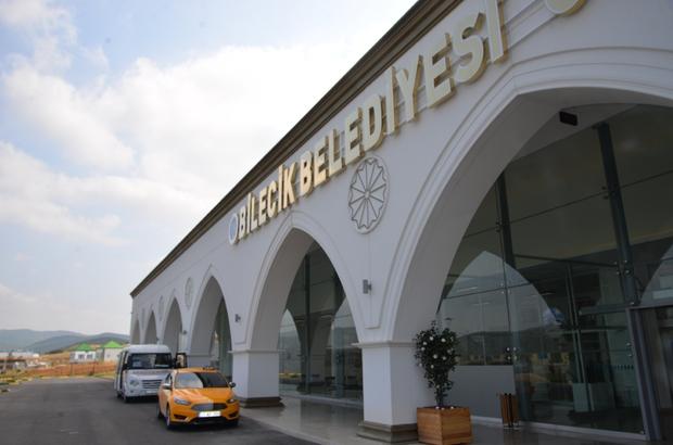 Yeni terminal günde 200 otobüsü ağırlıyor
