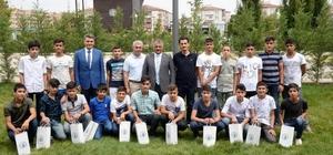 Şırnak'li öğrenciler Balıkesir'de