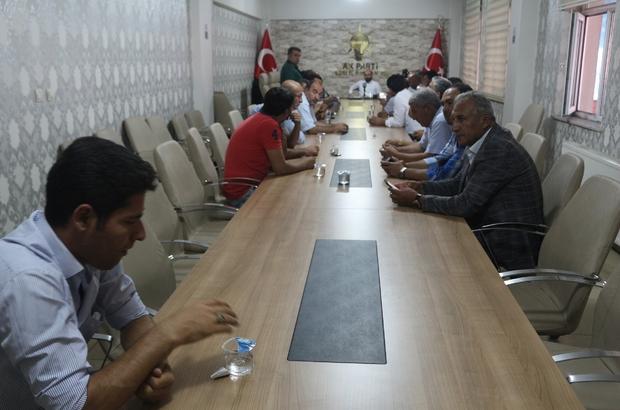 """AK Parti Ağrı İl Başkanı Atmaca: """"Ağrı her zaman kaybedecektir"""""""