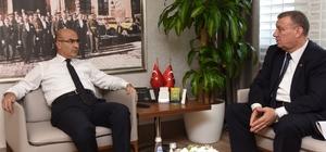 Adana Gıda İhtisas Organize Sanayi Bölgesi projesi masaya yatırıldı