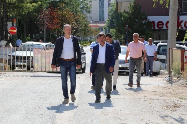 aşkan Akdoğan:  'Eski Niğde Devlet hastanesi arazisi geçici olarak ücretsiz otopark olarak kullanılacak'