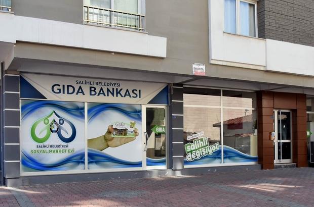 Gıda Bankası ihtiyaç sahiplerinin yanında