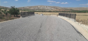 Gaziantep'in ilçelerine 30 adet köprü ve menfez