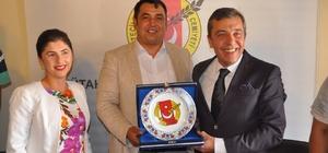 Başkan Ahmet Atam: Basının ne kadar önemli bir görev üstlendiğini 15 Temmuz'da bir kez daha gördük