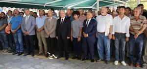 Başkan Dr. Memduh Büyükkılıç, Gazeteci Ahmet Mülayim'in vefatı dolayısıyla mesaj yayımladı
