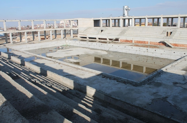 Olimpik havuz yapımında yeni ihale süreci