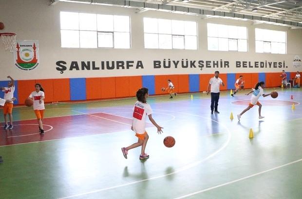 Türkiye'nin en genç ilinde basketbola yoğun ilgi