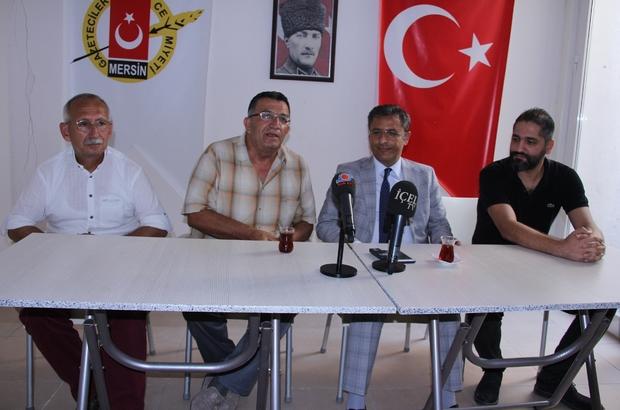 Akdeniz Belediye Başkanı Pamuk, MGC'yi ziyaret etti