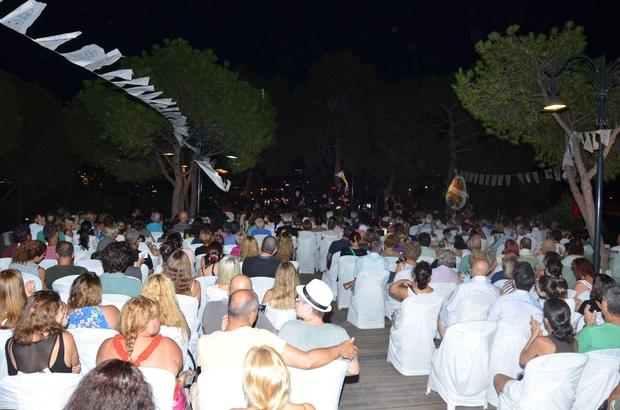 Güvercinada'da muhteşem yaylı dörtlüsü konseri