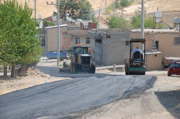 İl özel idaresi kilitli parke üretim tesisi hizmete sunuluyor