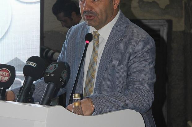 """Kayseri Büyükşehir Belediye Başkanı Mustafa Çelik:  """"409 farklı noktada KASKİ'nin çalışmaları devam ediyor"""""""