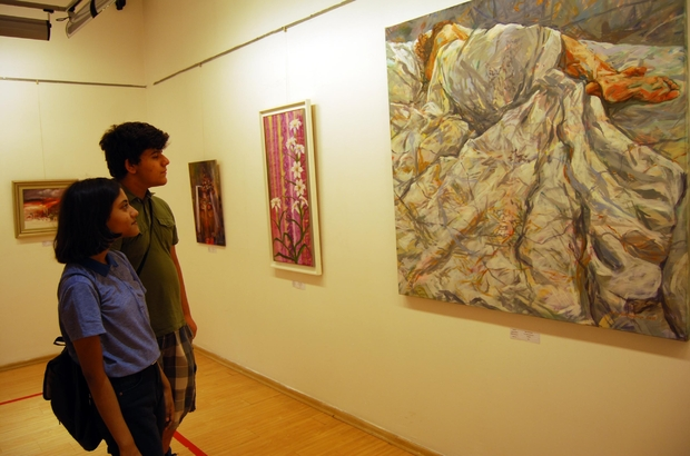 SANKO Sanat Galerisi koleksiyon sergisi