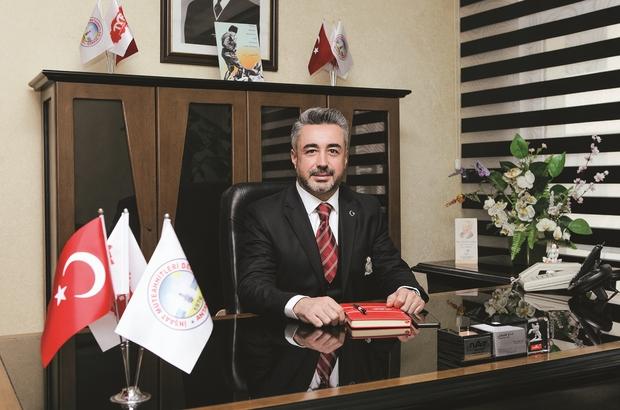 Antalya İnşaat Müteahhitleri Derneği Yönetim Kurulu Başkanı Deniz Karataş: