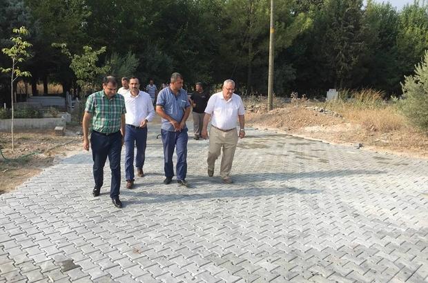"""Milletvekili Önal, """"2019'a kadar Osmaniye'de parkesiz köy kalmayacak"""""""