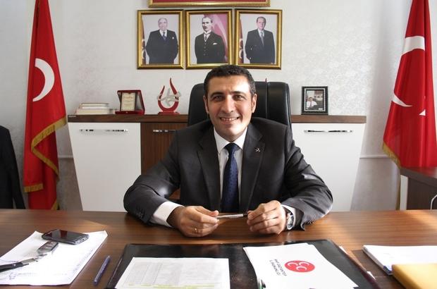 MHP il Başkanı Muhittin Taşdoğan: