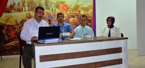 Tokat'ta mesleki eğitim masaya yatırıldı