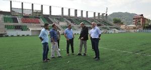 Araklıspor Kulübü'nün 'risk'li projesine Gençlik  Hizmetleri ve Spor il Müdürlüğü'nden destek