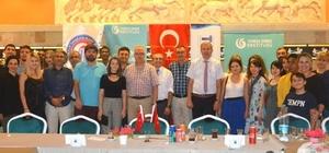ÇOMÜ TÖMER - Yunus Emre Enstitüsü Yaz Okulu sona erdi