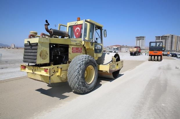 Büyükşehir'den yeni araçlar ve yeni yollar