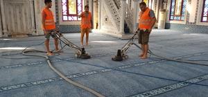 Alanya'da camilere bayram bakımı