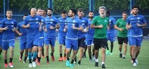Demirspor'da Çaykur Rizespor maçı hazırlıkları sürüyor
