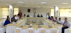 Büyükşehir Belediyesi personeline arşiv eğitimi verildi