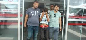İkametten hırsızlık yapan 4 şahıstan biri yakalandı