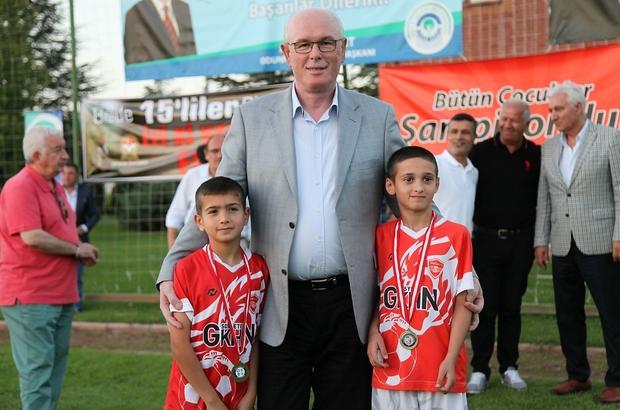 İsmail Dilber Futbol Turnuvası sona erdi