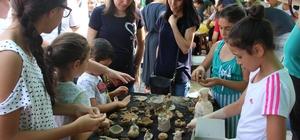 Odunpazarı'nda '3'üncü Uluslararası Seramik Pişirim Teknikleri Çalıştayı' yapıldı