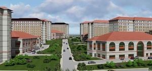 Sivas'a 10 bin kişilik yurt yapılacak