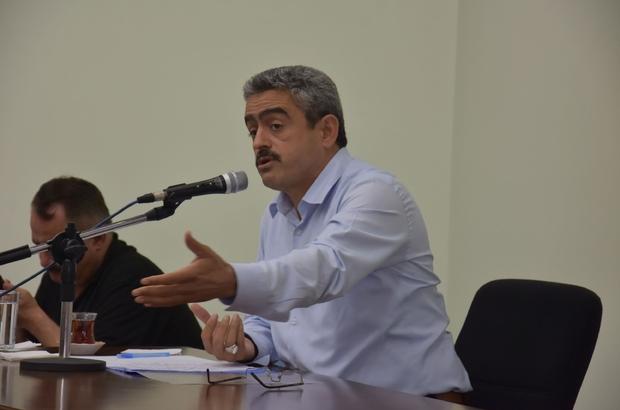 Nazilli Belediye Meclisi Ağustos ayı toplantısı yapıldı