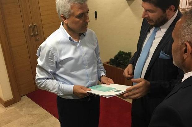 Gaziantep'te kardeşlik merkezi kurulacak