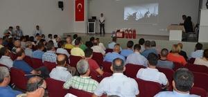 Milas'ta vatandaşlara güvenli yaşam eğitimleri verildi
