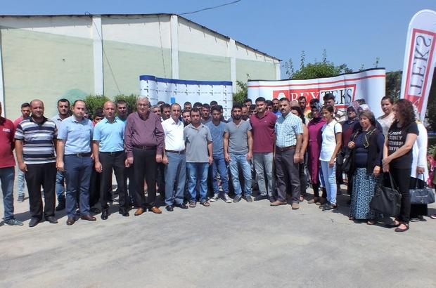 İstihdam seferberliğine OSB'den 80 kişilik destek