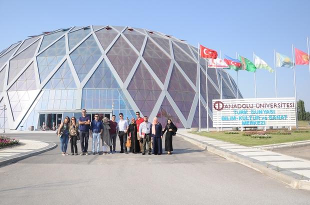 Açıköğretim Sisteminin kalite elçileri Eskişehir'de