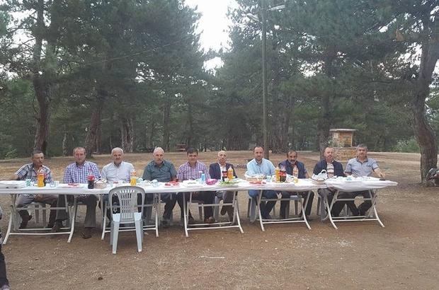 Başkan Yalçın, Belediye Meclis üyeleriyle piknikte buluştu