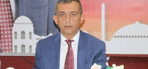 Ahmet Tanoğlu, ETSO'ya adaylığını açıkladı