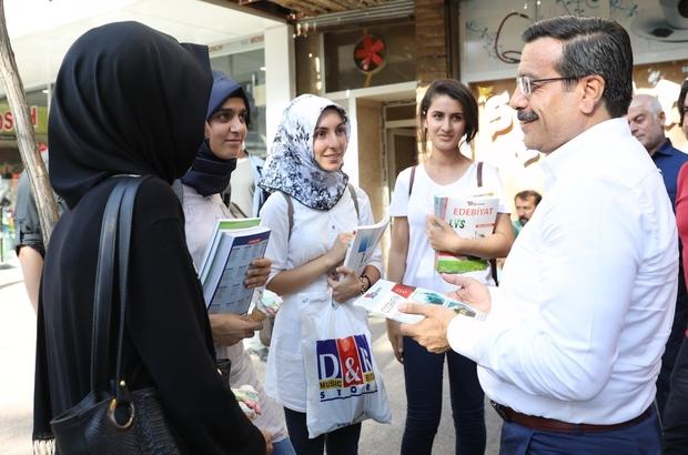 Başkan Atilla, Bismil'de vatandaşlarla buluştu
