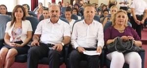 """Samandağ'da """"Kadına Yönelik Şiddet"""" paneli"""