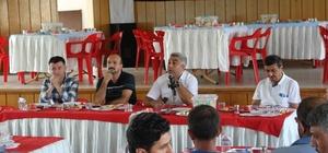 Hisarcık Belediyesi istişare toplantısı düzenledi