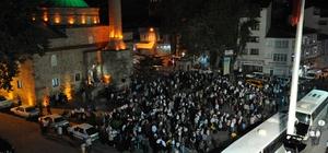 Simav'ın hacı adayları kutsal topraklara uğurlandı