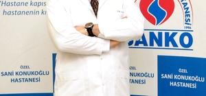 Opr. Dr. Gökhan Sever Yeniden Sani Konukoğlu Hastanesinde